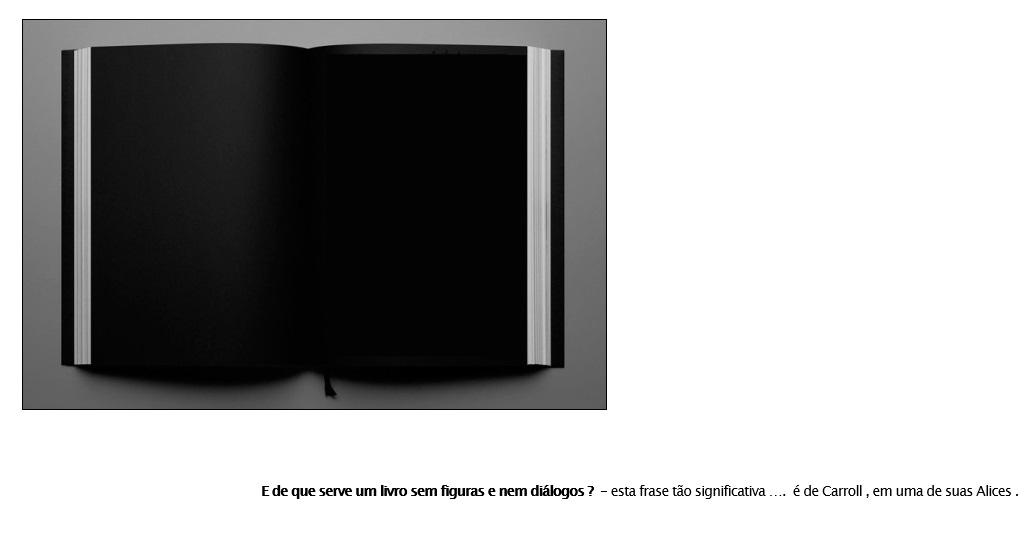 FOTO alice livro 2 texto a